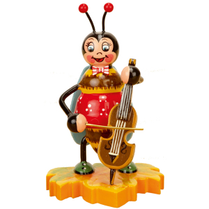 Hummel-mit-Cello