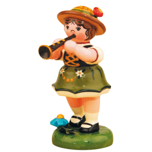 Mädchen-mit-Klarinette