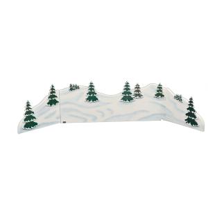Winterlandschaft-Diorama-115x24cm