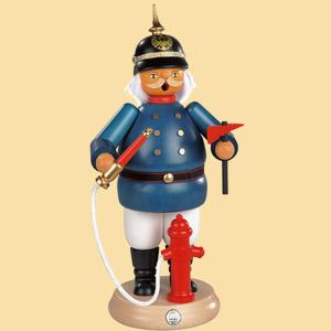 Historischer-Feuerwehrmann