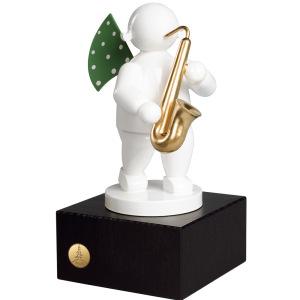Klangfarbe-weiß_Engel-mit-Saxophon